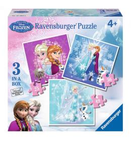 Slagalica Frozen 3 u kutiji