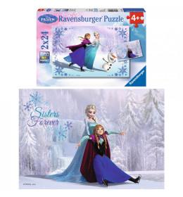 Slagalica 2x24 Frozen