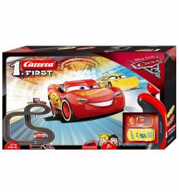 Carrera First - Disney cars 3 staza