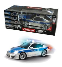 RC Carrera Porsche 911 - policija