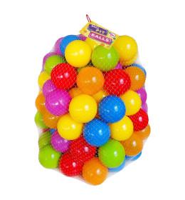 50 plastičnih loptica u vrećic