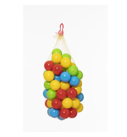 60 plastičnih loptica u vrećic