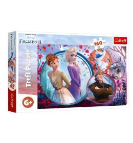 Slagalica 160 Frozen II