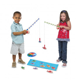M&D: Catch & Count Fishing Gam