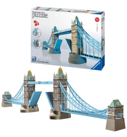 3D x 216XXL Tower Bridge