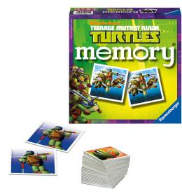 Memory Ninja Tutrles