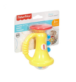Fisher Price Teether N Rattle