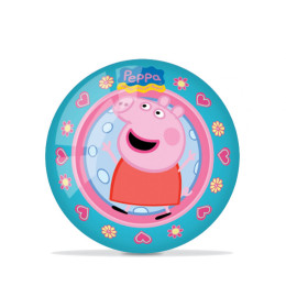 Lopta Peppa Pig  14cm