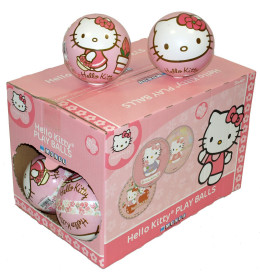 Lopta Hello Kitty 14cm