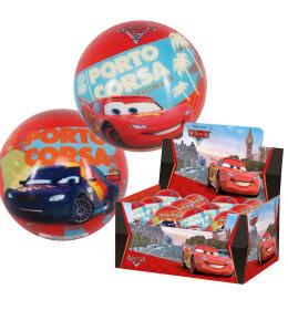 Lopta Cars PU 7,5 cm