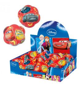 Lopta Cars BoZagga PU 7,5 cm