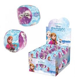 Mekana lopta Frozen 10cm 24k