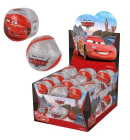 Mekana lopta Cars 10cm 24kom