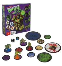 TMNT Foot Clan Street Fight Ga