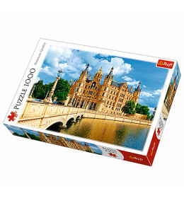 Slagalica 1000 Schwerin Palace