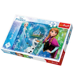 Slagalica 200 Frozen