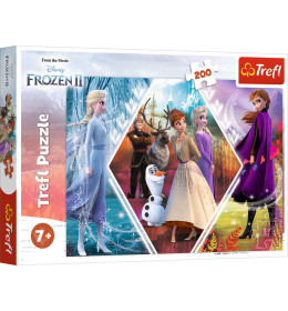 Slagalica 200 Frozen II
