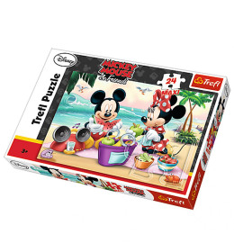 Slagalica x24 Maxi Mickey