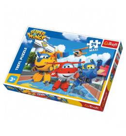 Slagalica x24 Maxi Super Wings
