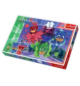 Slagalica x24 Maxi PJ Masks