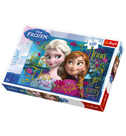 Slagalica 100 Frozen
