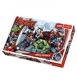 Slagalica 100 Avengers