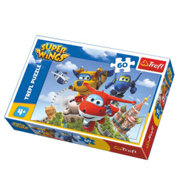 Slagalica 60 Super Wings