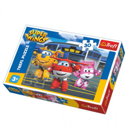 Slagalica 30 Super Wings