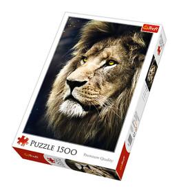 Slagalica 1500 Lions portrait