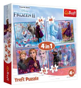 Slagalica 4 u 1, Frozen II