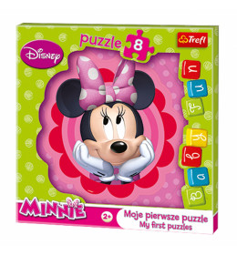 Slagalica Baby Fun Minnie