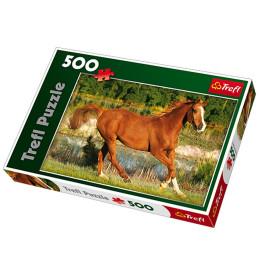 Slagalica 500 Horse galop