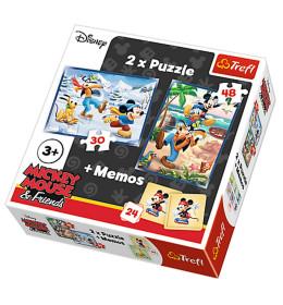 Slagalica x2 + Memos Mickey