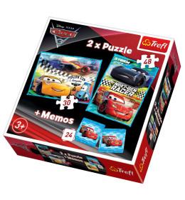 Slagalica x2 + Memos Cars