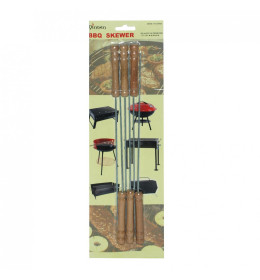 Štapići za ražnjiće 6 kom, 31