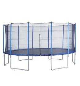 Trambolina + mreža set, 487 cm
