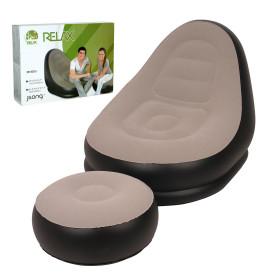 Deluxe fotelja 125x100x85cm
