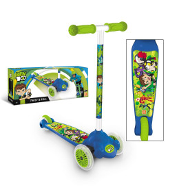 Ben 10   Twist & roll romobil
