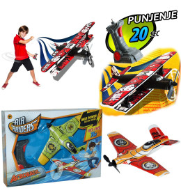 Acrobatic Air Rider, 2 vrste