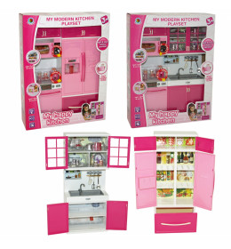 Kuhinja za lutke , zvuk i svet
