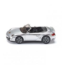 SIKU Porsche 911 Turbo kabrio