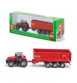 SIKU Massey Ferguson Traktor s