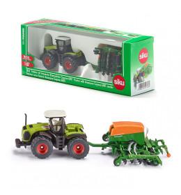 SIKU Traktor sa sejačicom