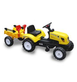 Traktor s prikolicom 123*42*51