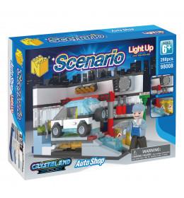 Scenario Autosalon