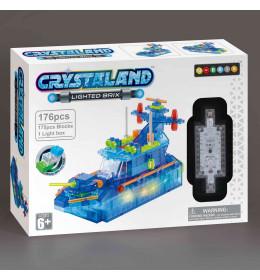Crystal kocke Patrolni brod