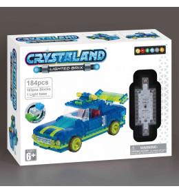 Crystal kocke Auto