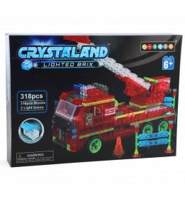Crystal kocke Kamion