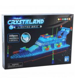 Crystal kocke Milicijski brod