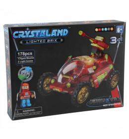 Crystal kocke Auto 3 u 1